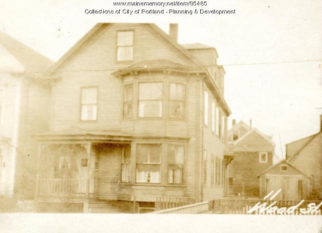 11-13 Wood Street, Portland, 1924