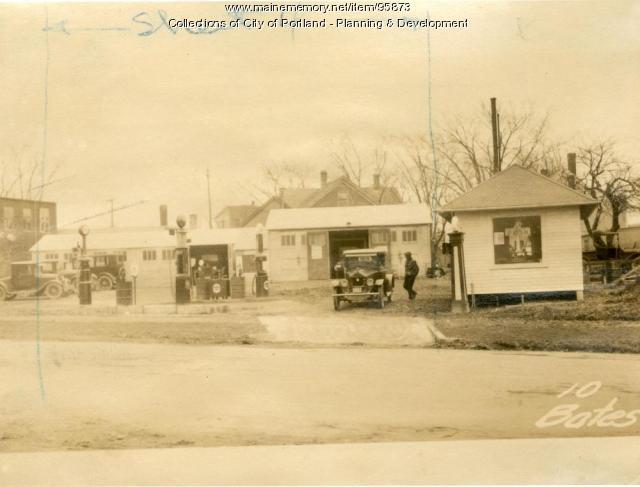 10 Bates Street, Portland, 1924