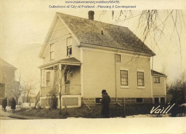 12 Vaill Street, Portland, 1924