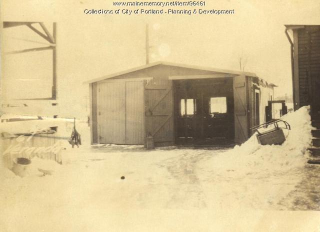 57 1 2 Veranda Street Portland 1924 Maine Memory Network