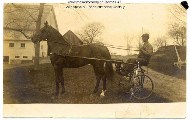 Alton Thomas, Leeds, ca. 1900