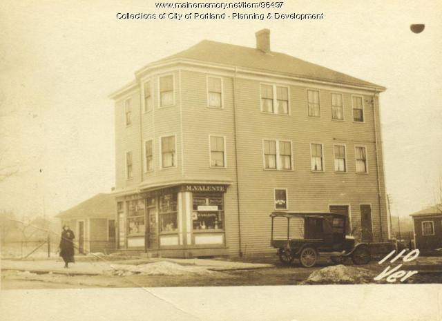 104 110 Veranda Street Portland 1924 Maine Memory Network