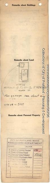 38-40 Vesper Street, Portland, 1924