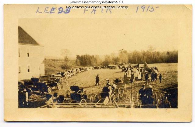 Leeds Fair, 1915