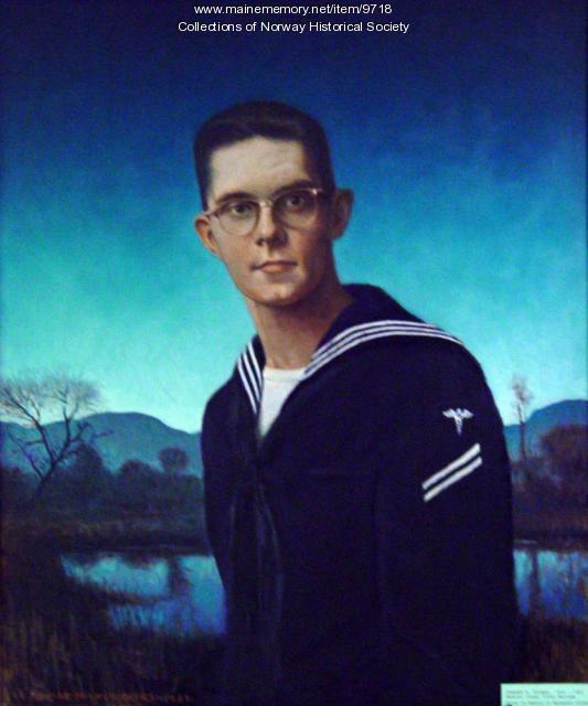 Herbert A. Gilman, Norway, 1961