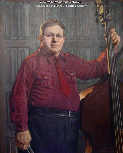 Roy White, Norway, 1953