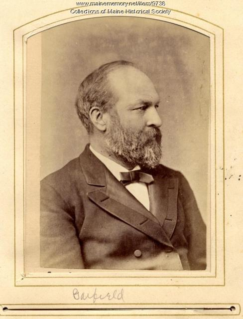 James A. Garfield, 20th United States President