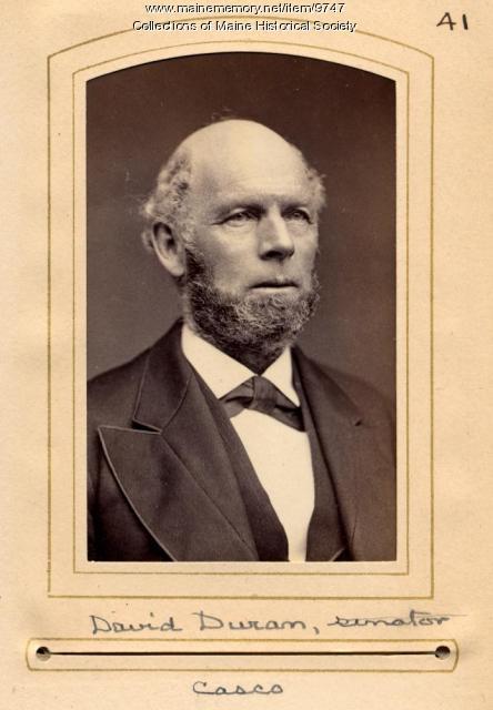 David Duran, Casco, 1880