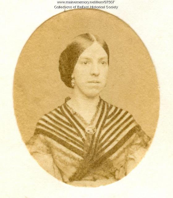Augusta S. Quimby, Belfast, 1861