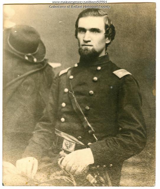 Philo Hersey, Belfast, 1862