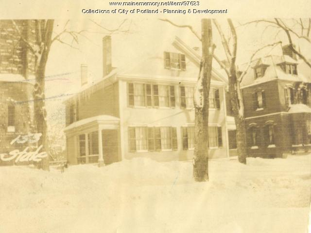 151-153 State Street, Portland, 1924