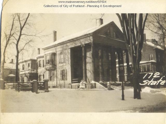 170-176 State Street, Portland, 1924