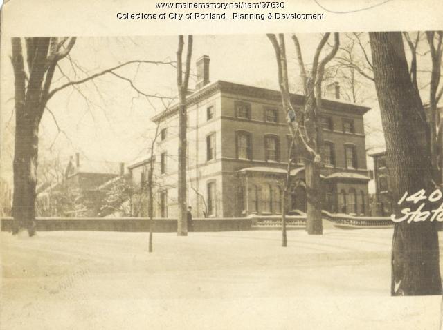 132-144 State Street, Portland, 1924