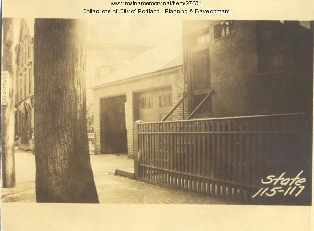 115-117 State Street, Portland, 1924