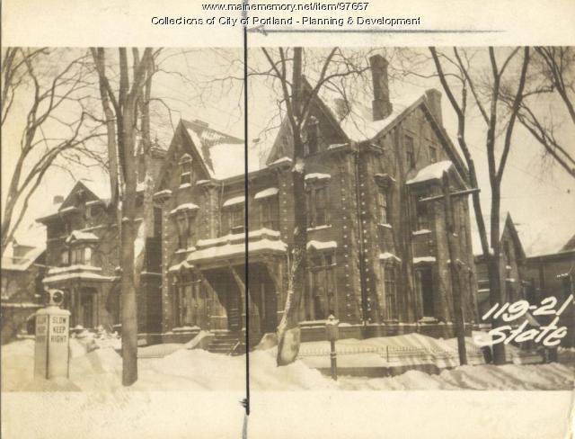 119 State Street, Portland, 1924