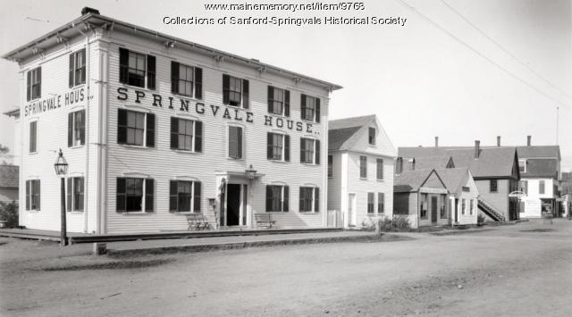 Springvale House