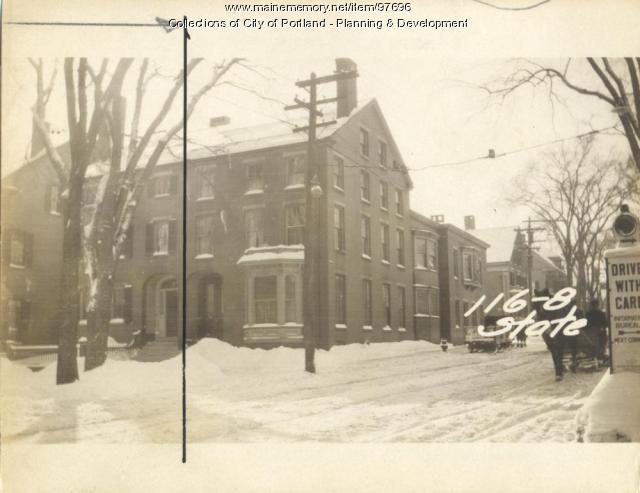 116 State Street, Portland, 1924