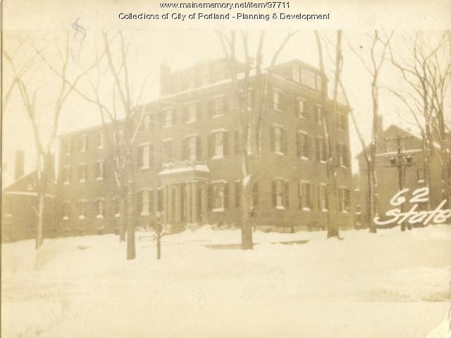 58-64 State Street, Portland, 1924
