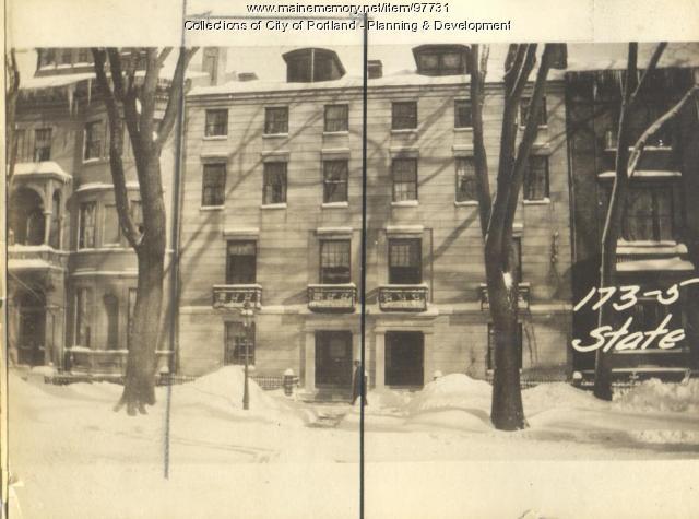 175 State Street, Portland, 1924
