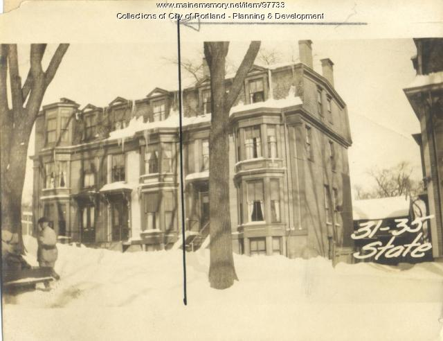 31 State Street, Portland, 1924