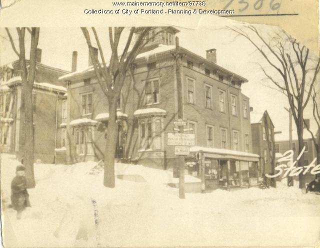 21-23 State Street, Portland, 1924