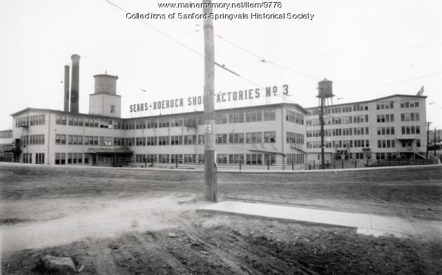 Sears-Roebuck Shoe Factories #3, Springvale
