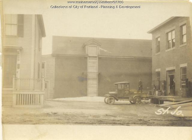 176-178 St. John Street, Portland, 1924