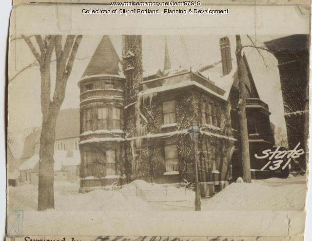 129-131 State Street, Portland, 1924