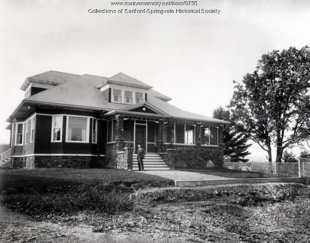 12 Lincoln Street, Sanford, Circa 1914
