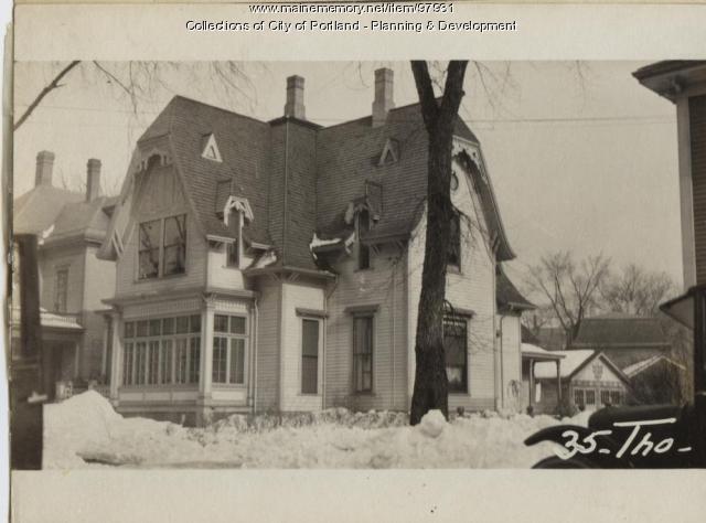 33-35 Thomas Street, Portland, 1924