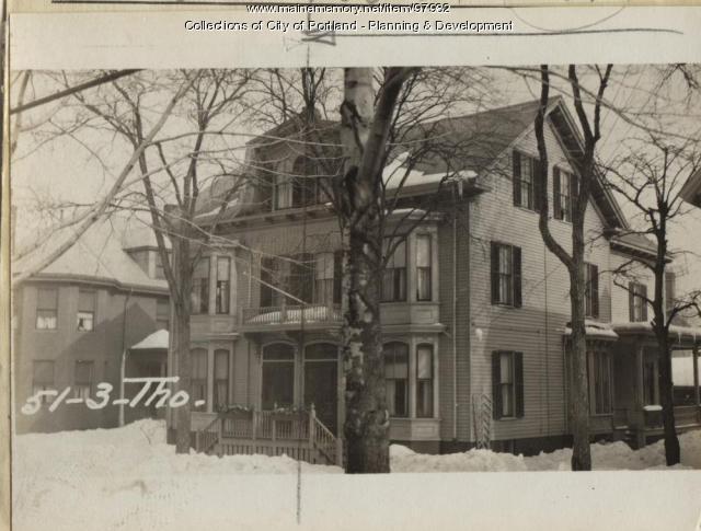 51 Thomas Street, Portland, 1924