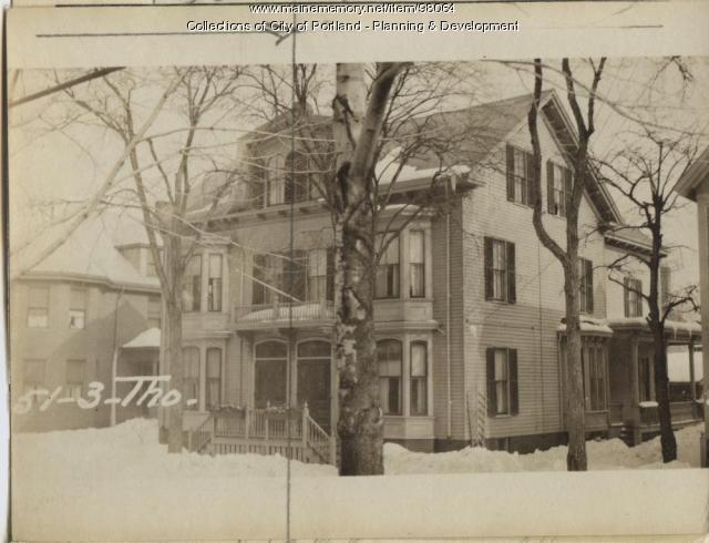 53 Thomas Street, Portland, 1924