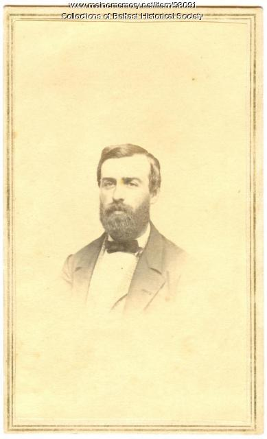 Thomas Jefferson Burgess, Belfast, ca.1870