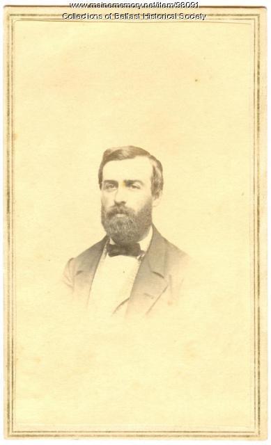 Thomas Jefferson Burgess, Belfast, ca.1870