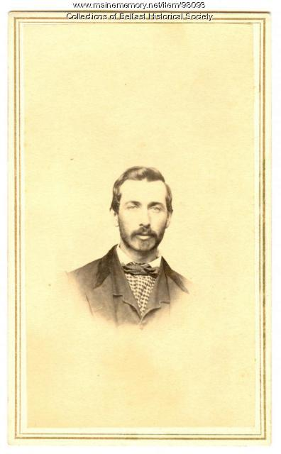 George Washington Burgess, Belfast, ca. 1870