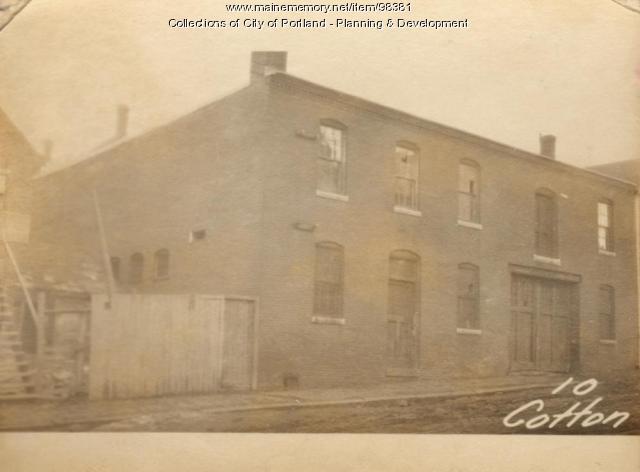 6-10 Cotton Street, Portland, 1924