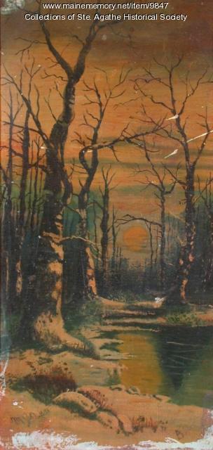 Scenery, St. Agate, 1924