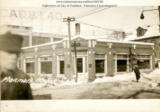 73-77 Preble Street, Portland, 1924