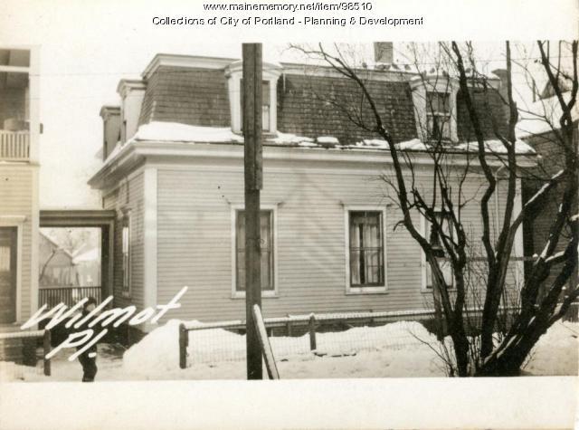 45-47 Wilmot Street, Portland, 1924