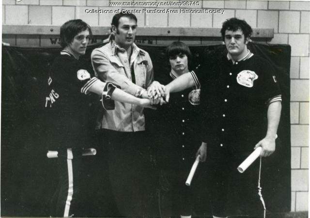 Rumford High School 1976 State Champions, Rumford