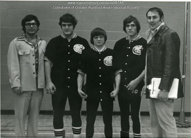Rumford High School 1977 State Champions, Rumford