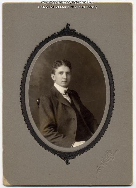 Crawford A. Peffer, Pennsylvania, ca. 1890