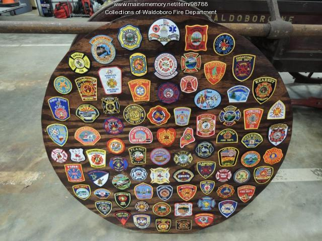 Patch Display Board, 2013