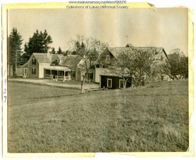 Residence, Whiting, 1929