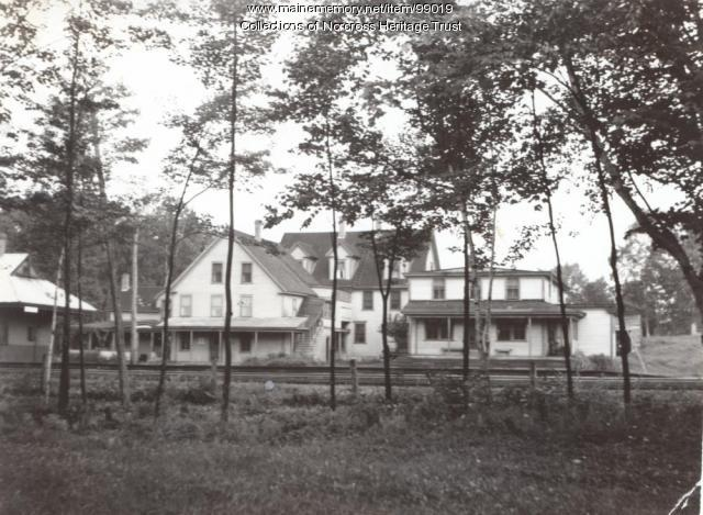 The Norcross House, Norcross, ca. 1930