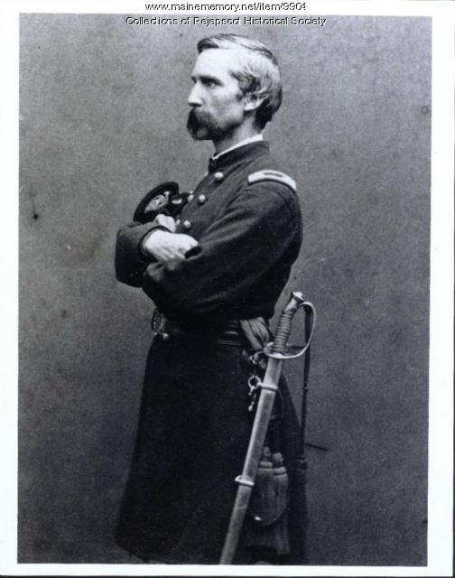Lt. Col. Joshua L. Chamberlain