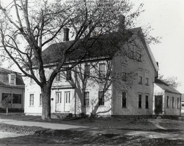 870 Main Street, Sanford, ca 1900