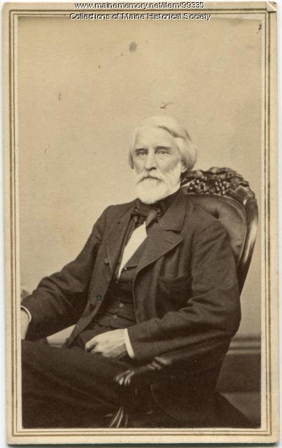 Kiah B. Sewall, Boston, ca. 1860
