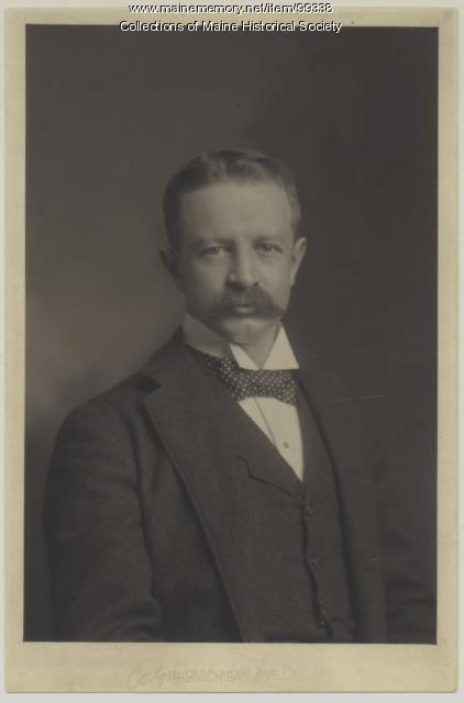 Arthur W. Sewall, Chicago, 1895