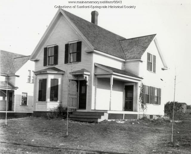 House, Sanford, ca 1900
